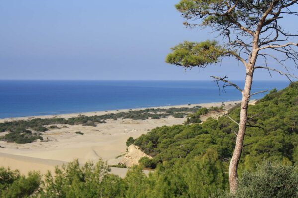 Best Beaches in Antalya - Patara Beach is A Few Hours Away From The City Center