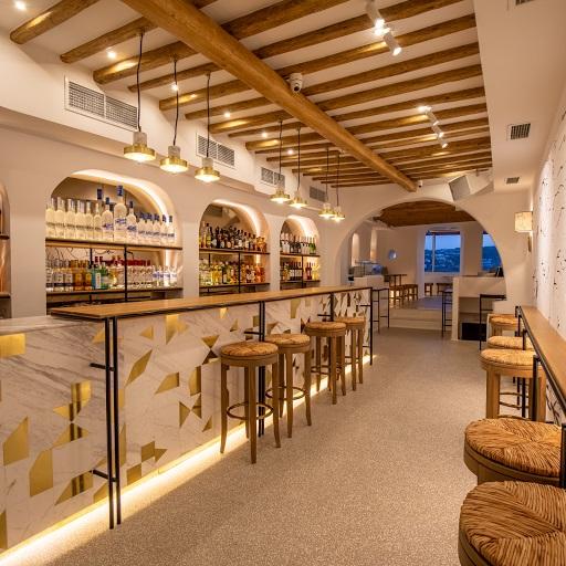 Clubbing in Mykonos - Rhapsody is Located Near The Beautiful Kato Mili windmills