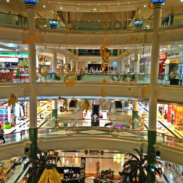 Best Malls in Doha - Royal Plaza Mall Has Three Floors And More Than 150 Boutiques