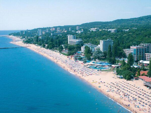 Sunny Beach Bulgaria - Sunny Beach is A UNESCO World Heritage Site, Near the Town of Nessebar