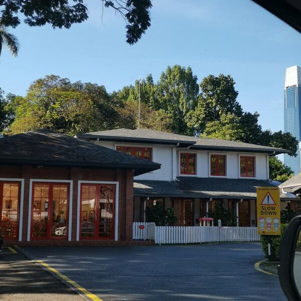 Travel Guide Malaysia - The children's house is Famous Around U-Thant Area
