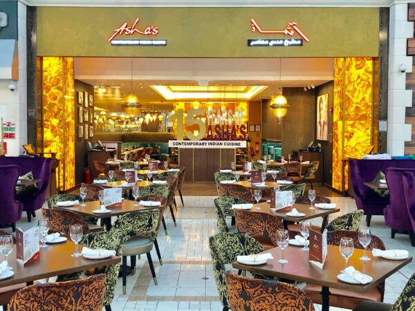 Best Indian Restaurants in Doha - Asha's Offers Home Cooked North Western Indian Food