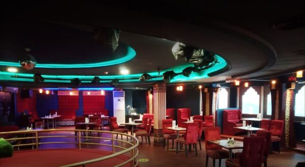 Travel Guide Qatar - DARBAR LOUNGE is Located in The Swiss-Bel Hotel