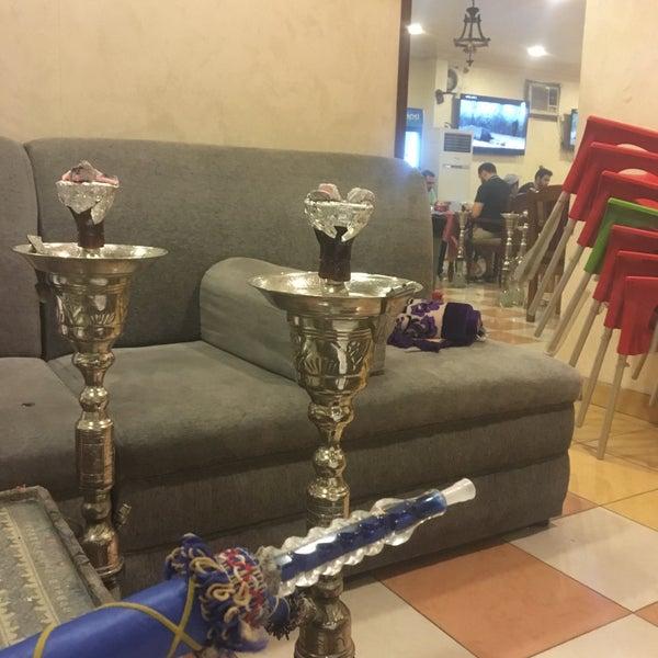 Smoke Shisha in Doha - Ghawas cafe Hukka Bar is Very Close to Doha Sports Stadium