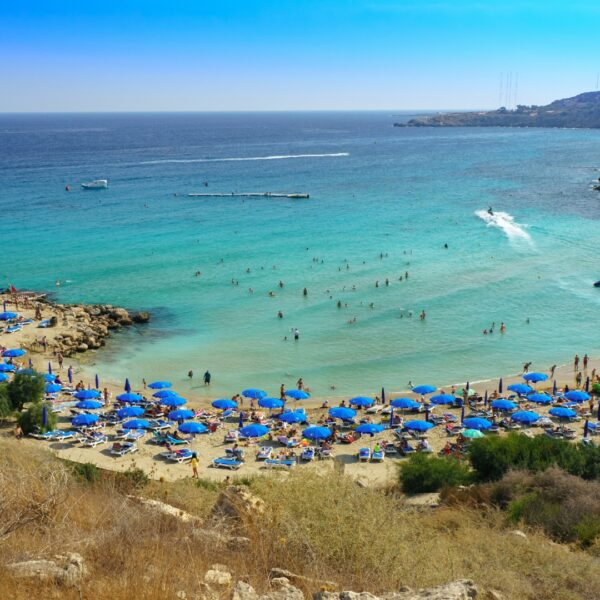 Beaches in Ayia Napa to Visit in Summer - Konnos Bay Attracts Countless Tourists From Far