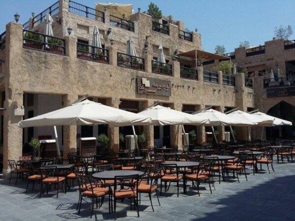 Best Shisha in Qatar - Le Gourmet Restaurant Has a Sheesha House in Souq Waqif