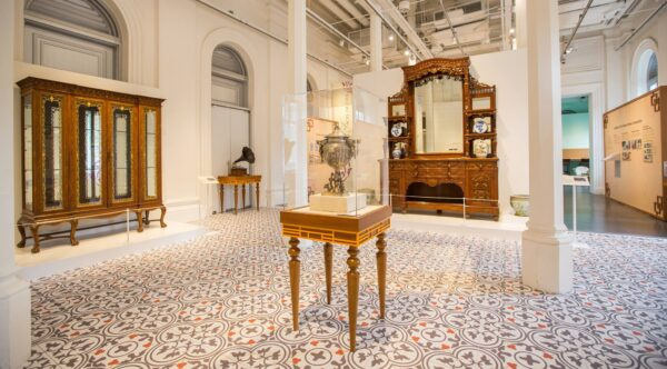 Singapore Tourist Spots - National Museum of Singapore Dates Back to 1849
