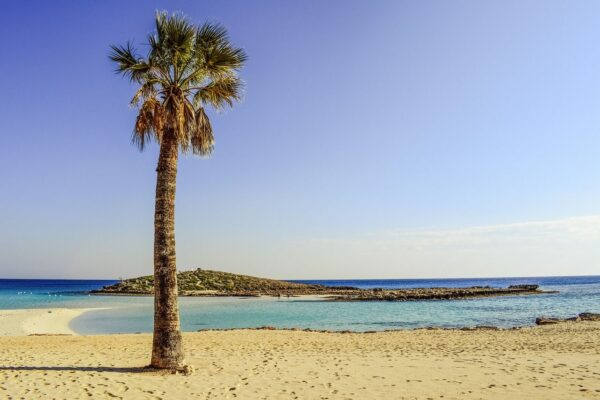 Beaches in Ayia Napa to Visit in Summer - Nissi Beach is Known For its Always Lively And Happy Vibe