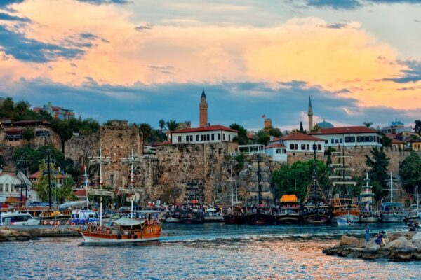 Antalya Tourist Attractions Tips - Old port is There Since the 2nd Century AD