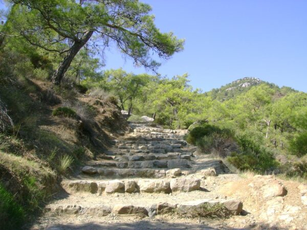 Turkey Travel Tips - Olympus and Chimera is Suitable For Nature Lovers