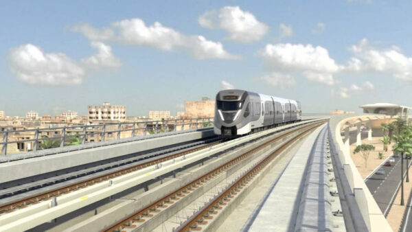 Doha Public Transport Guide - Railways in Qatar Has Four Metro Lines including Lusail High-Speed Line