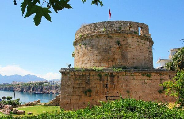 Antalya Tourist Attractions Tips - Roman Fortress Was Used to be A Watchtower