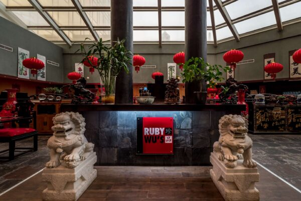 Best Restaurants in Doha - Ruby Wu's is Located At The Radisson Blu Hotel