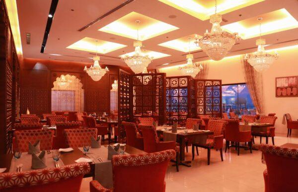 Best Indian Restaurants in Doha - Saffron Lounge Has a Michelin-starred Kitchen