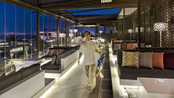 Smoke Shisha in Doha - Shisha Terrace is Part of Four Seasons Hotel With Amazing View