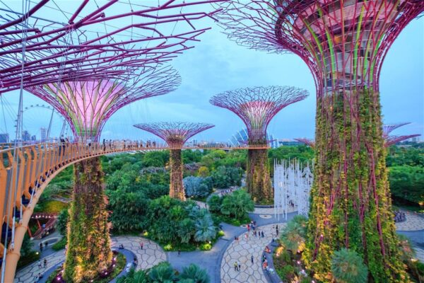 Singapore Tourist Attractions Guide