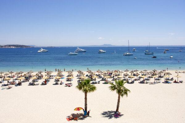 Palma Beaches - Son Matias Beach Belongs to A 4-star Hotel With The Same Name
