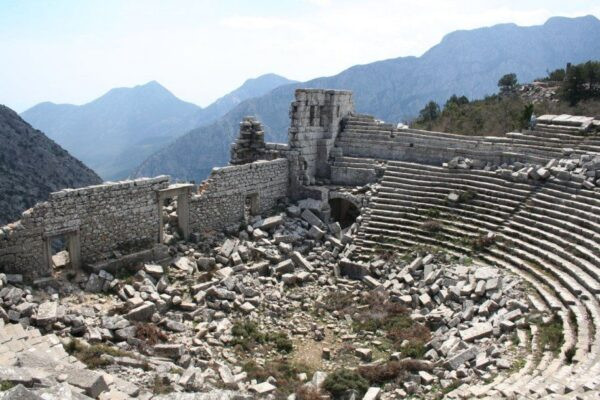 Turkey Travel Tips - Termessos is The Remnant of A City From Greeks and Romans Time