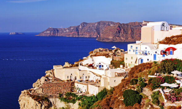 Top Beaches in Santorini