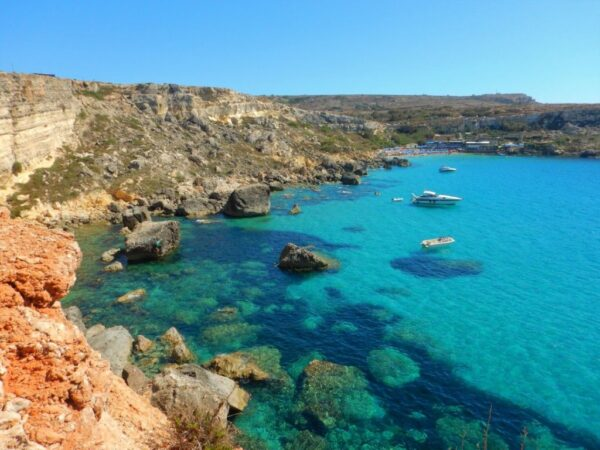 Best Beaches in Malta For Tourists - Paradise Bay Malta is Located on The Northwest Coast of The Island