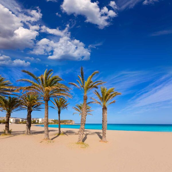 Best Beaches in Mallorca - Playa del Arenal is Nearby Ca'n Pastilla And Playa de Palma