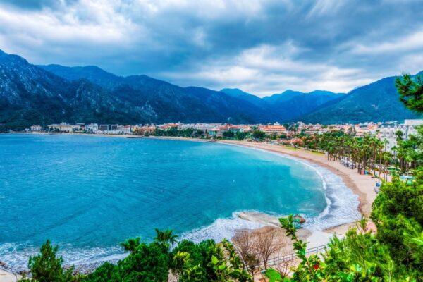 A Guide to Marmaris Beaches - İçmeler Beach is A Permanent Destination For Travelers