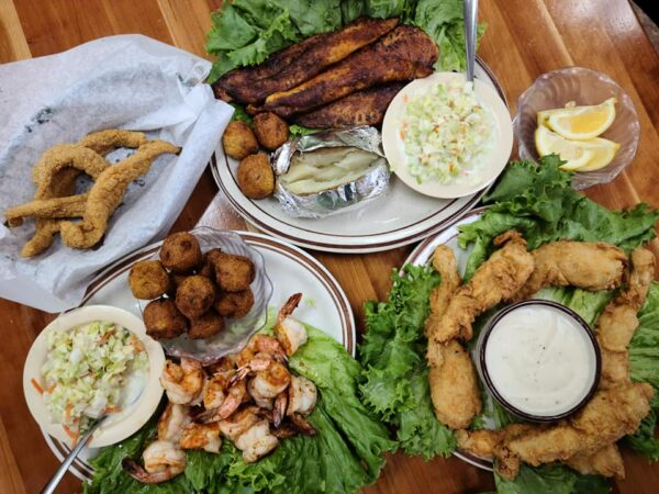 USA Travel Tips - Catfish Corner Focuses Mainly on Making Grilled Cat Fish