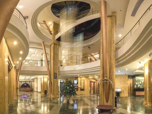 Shiraz Hotels Information - Chamran Grand Hotel