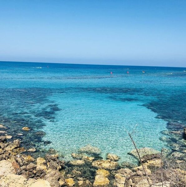 Best Beaches in Protaras - Fig Tree Bay Has Clear Water And Turquoise Color Sea