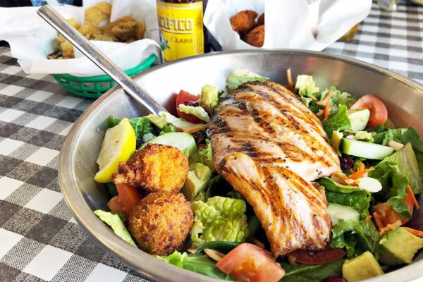 Top Restaurants in Little Rock - Flying Fish Operates From States Like Texas, Tennessee And Arkansas