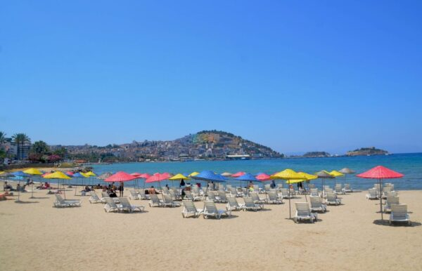 Turkey Travel Tips - Green Beach is Located 5 Minutes Drive From The City Center