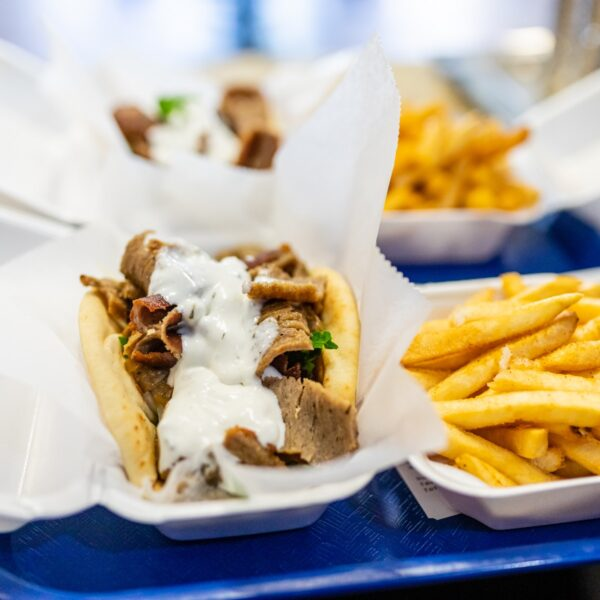 Top Restaurants in Maricopa - Gyro Grill Uses Fresh Ingredients And Traditional Greek Cooking Method