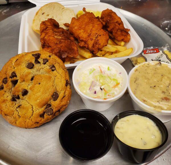 USA Travel Tips - Helen's Kitchen is Located Around the North John Wayne Parkway