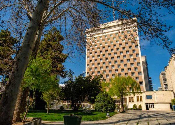 Best Hotels in Tehran For Travelers - Homa Hotel Tehran is Located in Valiasr Street