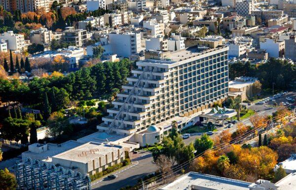 Travel Guide Iran - Homa Hotel