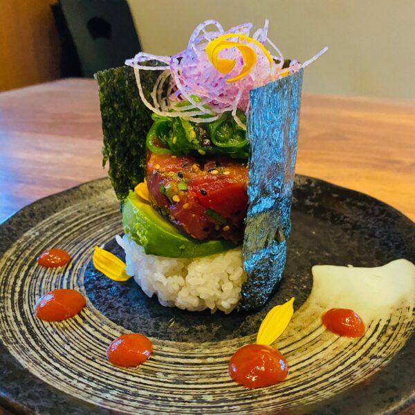 Best Restaurants in Santa Fe - Izanami Restaurant is An Upscale Japanese Restaurant