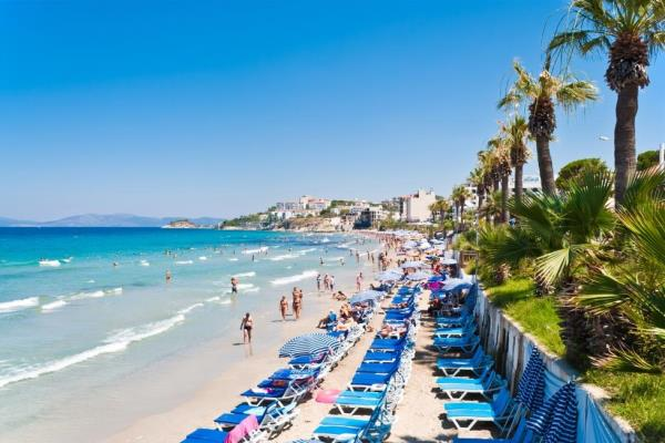 Top Beaches in Kusadasi - Ladies Beach Used to be Exclusively For Women
