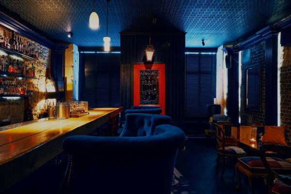 Top Bars in Paris - Little Red Door is Located in Rue Charlot And Suitable For Tourists And Parisians