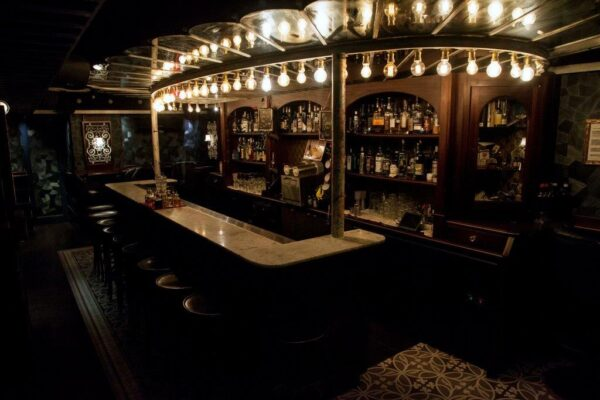Travel Guide France - Lulu White Drinking Club is at Rue Frochot