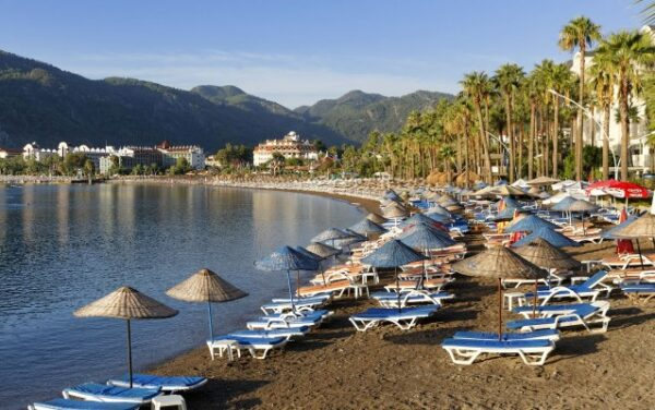 A Guide to Marmaris Beaches - Marmaris Public Beach is Perfect For Both Children And Adults