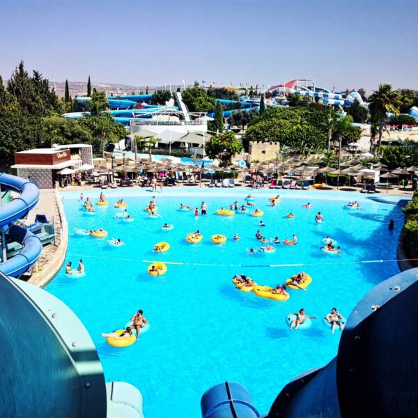 Best Water Parks in Paphos - Paphos Aphrodite Waterpark Offers A Historical Theme From Ancient Greece