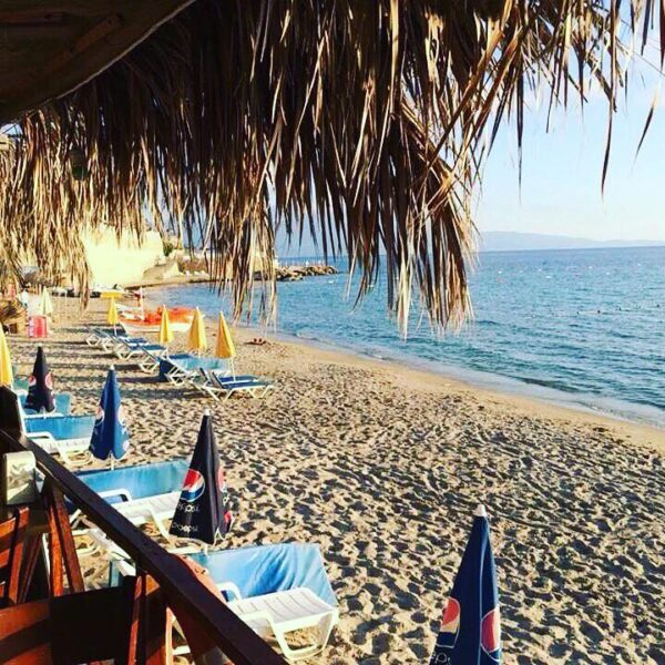 Turkey Travel Tips - Paradise Beach Has Some Good Restaurants And Cafes Nearby