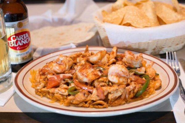 Places to Eat in Little Rock - Senor Tequila is A Good Place For Having Mexican Food