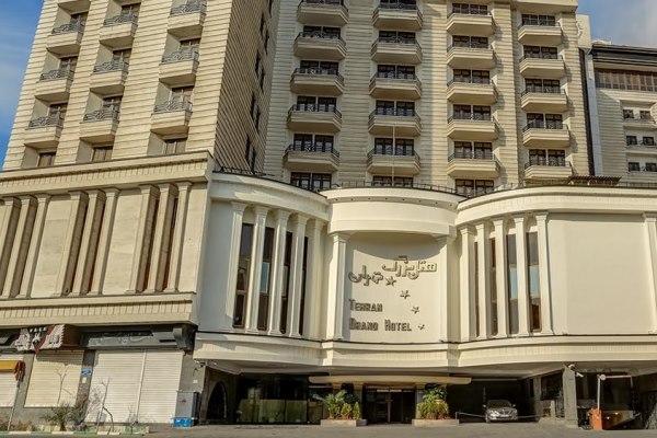 Top Tehran Hotels For Tourists - Tehran Grand Hotel is Near Valiasr Street