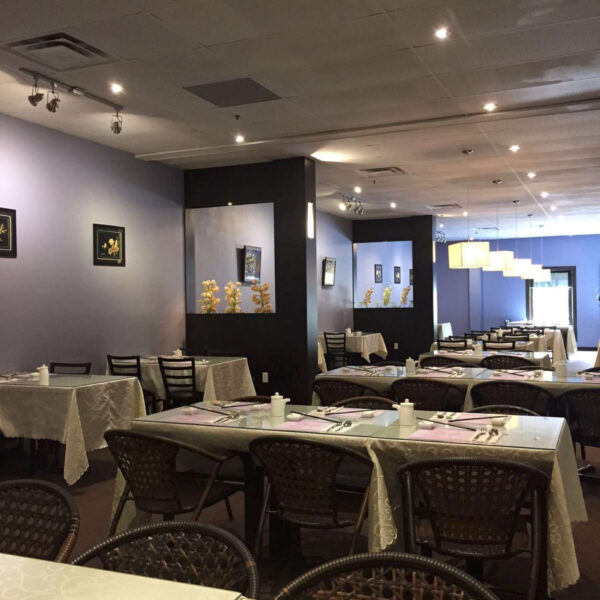 Ontario Food Guide - Thai Sushi is Located At Front St Offering Thai and Japanese Dishes