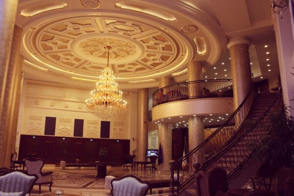 Best Hotels in Tehran For Travelers - Wisteria Hotel is A Relatively New Five-star International Hotel