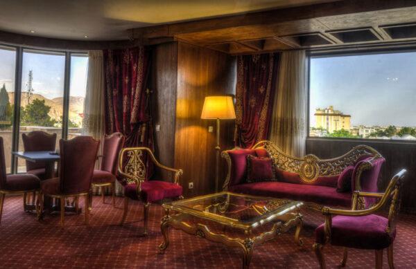 Shiraz Hotels Information - Zandiyeh Hotel