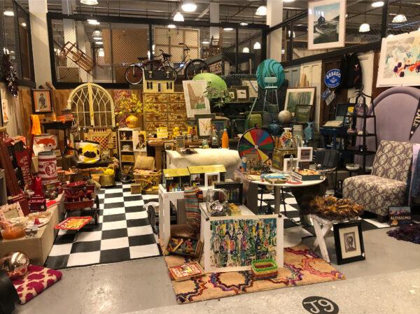 Top Flea Markets in Connecticut - Mongers Market is Located in Bridgeport Town