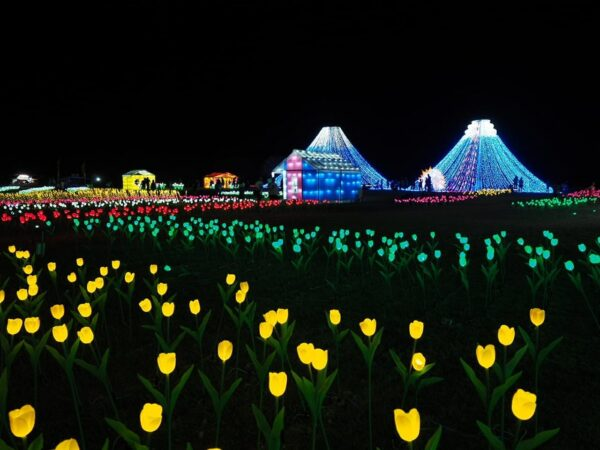 Nusa Dua Light Festival is Held During The Week in October or November - Travel Guide Indonesia