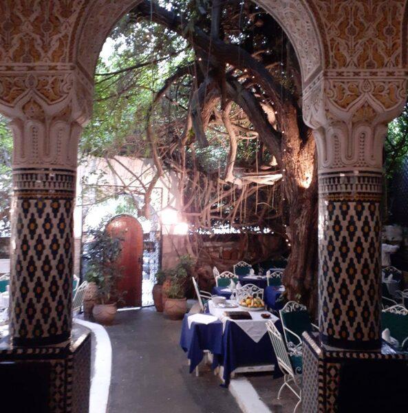 Restaurant Al-Mounia is A stylish And Luxurious Restaurant - Top Restaurants in Casablanca